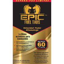Pastilla Ahorradora Gasolina Epic Fuel Tabs