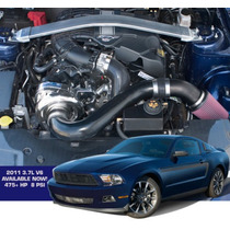 Supercargador For Mustang V6 2011 2012 475 Hp