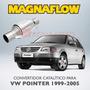 Convertidor Catalitico Magnaflow Pointer Instalado