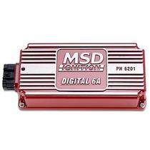 Caja De Control De Igniciones Msd 6a Digital 6201