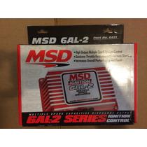 Caja De Ignición Multi Chispa Msd 6al-2 Digital