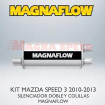 Kit Magnaflow Silenciador Tipo Camaro Y Dos Colillas