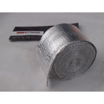 Epman Cinta Termica Aluminio Para Aislar Tuberias Manguera