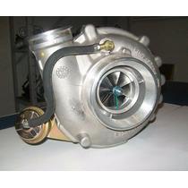 Turbo K27 Borg Warner Propela Titanio Mercedes Benz