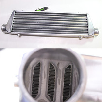 Intercooler Universal 27 X 7 X 2.5 Turbo Vw Greddy Seat Audi