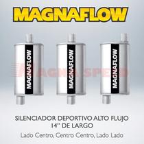 Silenciador Deportivo Magnaflow Alto Flujo 14 A Meses