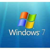 Windows 7 Pro/ultimate/home Retail Licencia Original