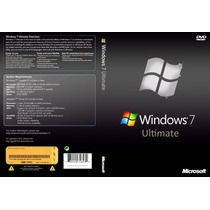 Windows 7 Ultimate Sistema Operativo Oferta