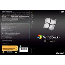 Windows 7 Ultimate Sistema Operativo Oferta