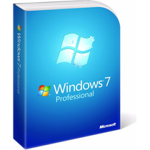 Windows 7 Profesional 32/64 Licencia Actualizable A Win 10