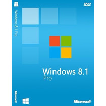 Windows 8.1 Pro 32 Y 64 Bits | Licencia Original Para 1 Pc