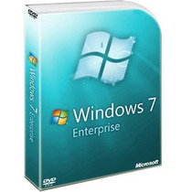 Windows 7 Enterprise 32/64 Licencia Para 10 Pc