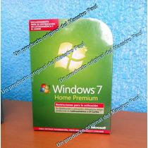 Windows 7 Home Premium Dvd Original Cerrado