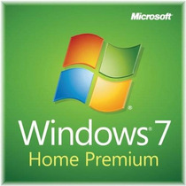 Microsoft Windows 7 Home Premium Sp1 De 64 Bits Dvd + Clave