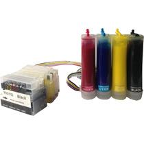 Sistema De Tinta Hp 950 951 Impresora Pro 8100 8600