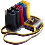Sistema Tinta Continua Para Impresoras Epson De 5 Cartuchos