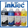 Tinta Inktec Para Epson Hp Canon Brother 250ml