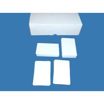 Tarjetas De Pvc Imprimibles A Dos Caras Paquete De 50 Pz Dmm