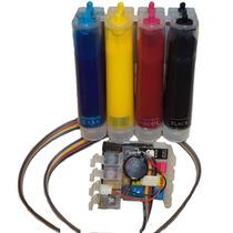 Sistema Tinta Continua Durabrite P/ Epson Xp101 Xp201 Xp-211