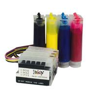 Sistema Tinta Continua Hp 711 Para Plotter Hp T120 T520