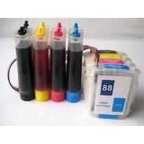 Sistema Tinta Continua Para Impresoras Hp K550 K5400 K8600