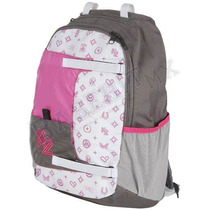 Mochila Backpack K2 Varsity Tipo Skate Para Dama