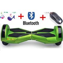 Patineta Dos Ruedas Scooter Uwheels Samsung Bluethoo Smart