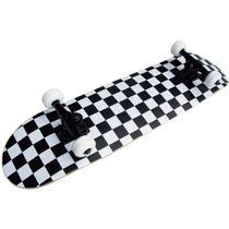 Tb Pro Skateboard Complete Pre-built Checker