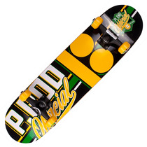 Plan B Paul Rodriguez Skewed Skateboard Complete Setup,
