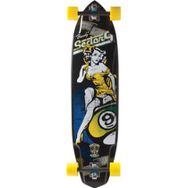 Tb Patineta Sector 9 Brandy Downhill Division