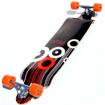 Tb Skateboard Atom Drop Deck Longboard (41-inch)