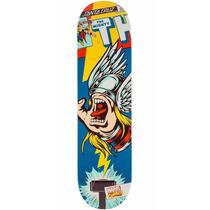 Santa Cruz Marvel Thor Hand Skateboard Deck - 8.25