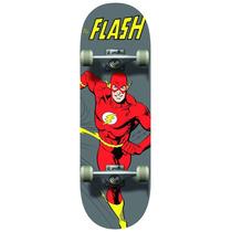 Skateboard Unisex Patineta Dc Comic Justice Heroe Toxic