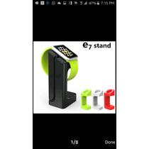 Apple Watch Stand Dock Base De Carga 38 Mm 42 Mm Portareloj