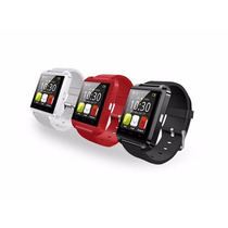 Smart Watch U8 Pro Compatible Con Iphone Y Android Bluetooth