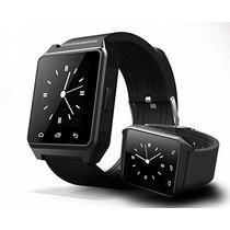 Smartwatch Reloj Inteligente U8 Iphone-samsung Ios-android