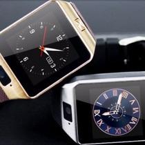 Smartwatch Celular Gsm P. Android Camara/bluetooth Podometro