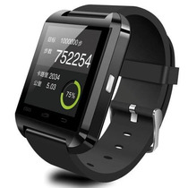 Smartwatch U8 Reloj Inteligente Bluethooth Mejor Que Gear