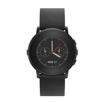 Reloj Pebble Time Round 20 Mm Smartwatch Apple Android-negro