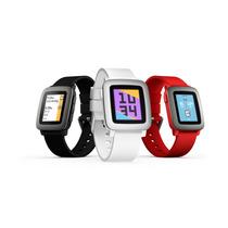 Reloj Inteligente Pebble Time Smartwatch Android - Negro
