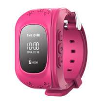 Smartwatch Kids Reloj Con Celular Gsm Color Rosa