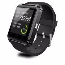 Lote De 10 Smart Watch U8 Iphone Y Android Reloj Inteligente