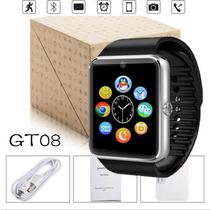 Reloj Inteligente Gt08 2016 Nuevo Compatible Con Todos