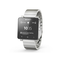 Sony Smart Watch 2 Metal Plata Con Envio Gratis