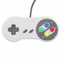 Control Gamepad Usb Retro Tipo Snes Nintendo Para Windows