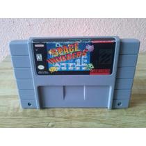 Space Invaders Para Super Nintendo Snes