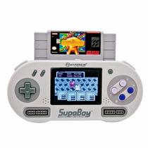 Supaboy Consola Portatil Snes Super Nintendo Hyperkin Famico