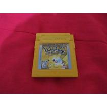 Pokemon Yellow Amarillo Game Boy Color Gbc Gba Sp