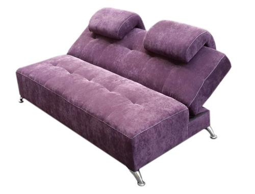Sof cama minimalista ec nomico chocolate suede 3 900 - Sofa cama minimalista ...