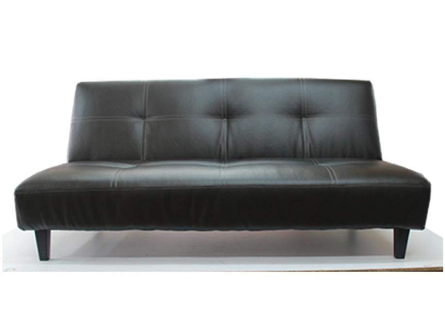 Sofa piel real futon sofacama nuevo sala sillon envio - Tipos de piel para sofas ...
